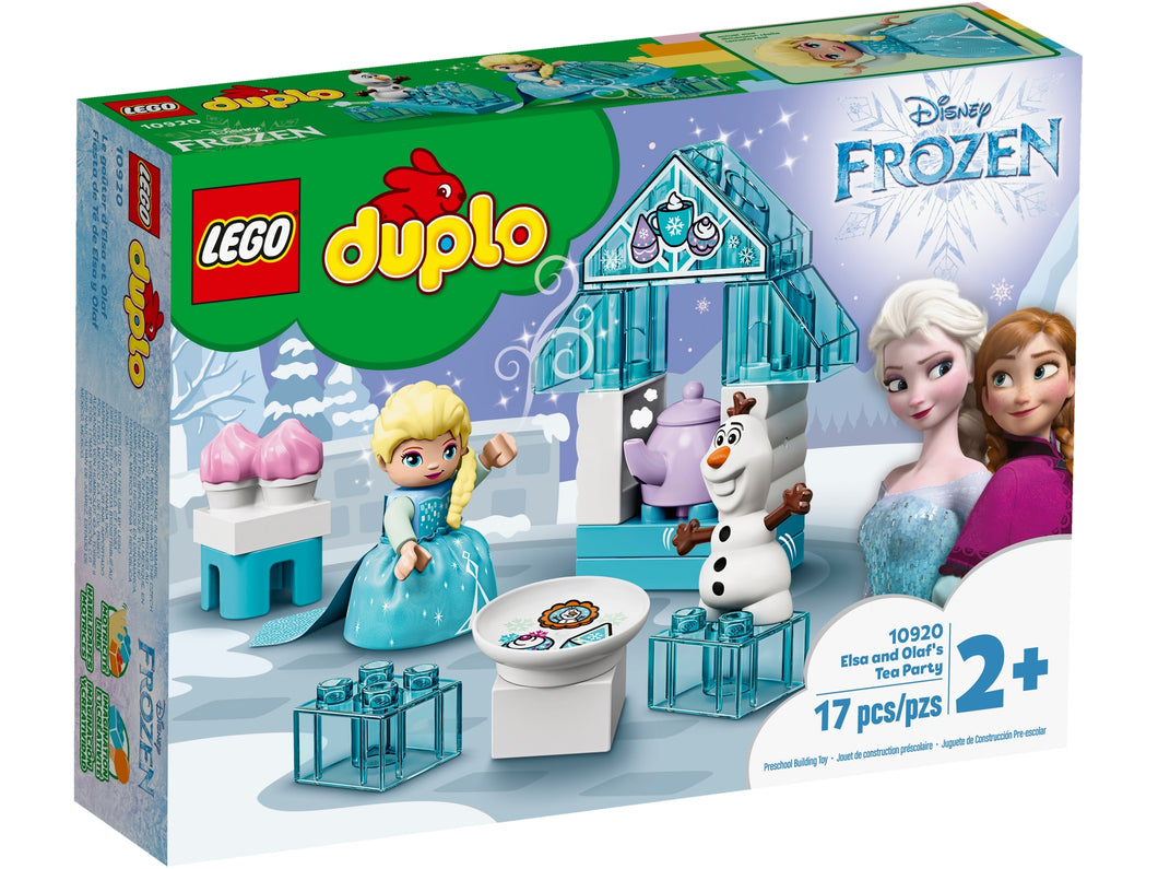 Lego DUPLO Elsa and Olaf's Tea Party 10920