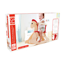 Load image into Gallery viewer, Hape Grow With Me Rocking Horse
