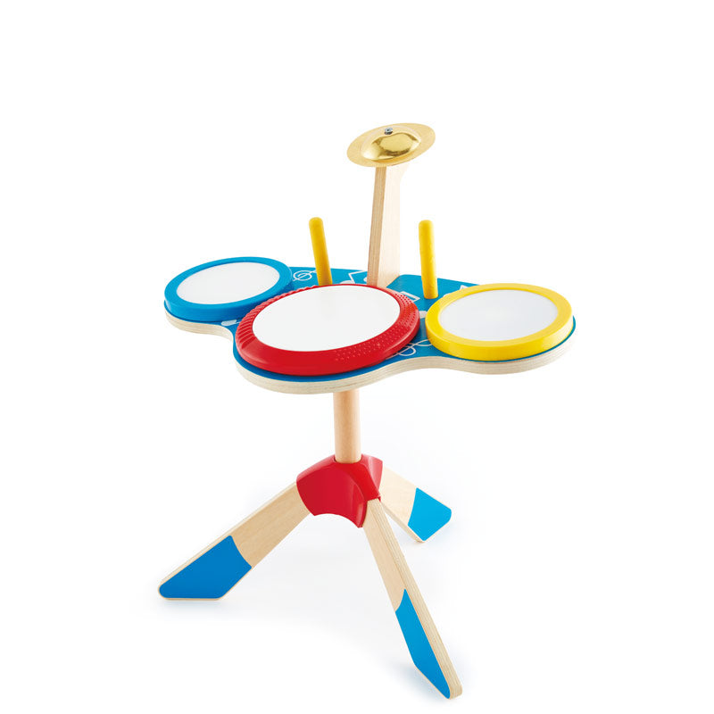 Hape Drum and Cymbal Set