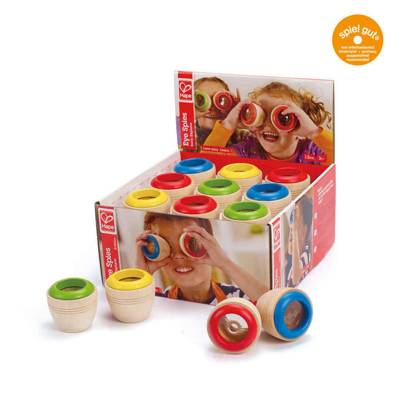 Hape Eye Spies Various Colours
