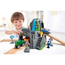 Load image into Gallery viewer, Hape Light & Sound Mountain Tunnel Set