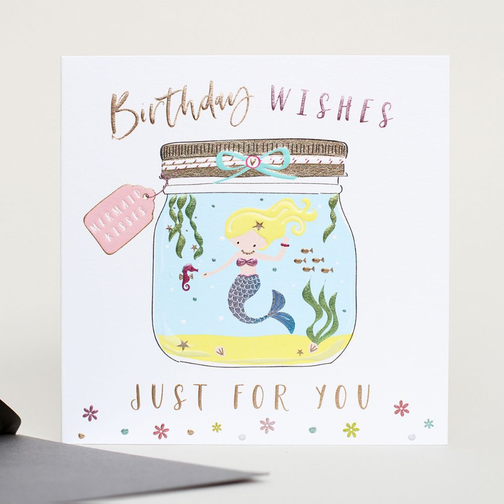 Birthday Wishes Just For You Card