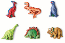 Load image into Gallery viewer, Glow Dinosaur Mould & Paint