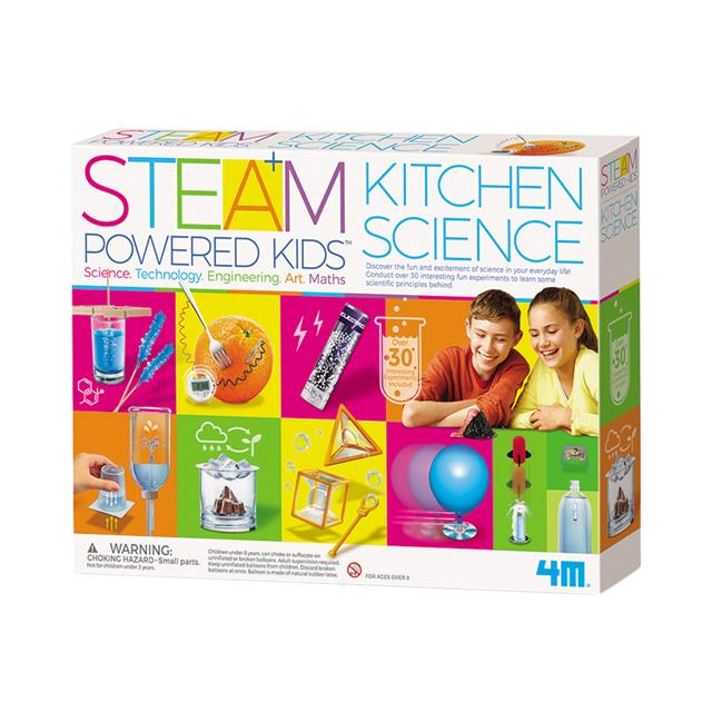4M STEAM Powered Kids Kitchen Science
