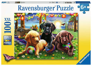 Ravensburger 100pc XXL Puppy Picnic