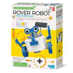 Green Science Rover Robot