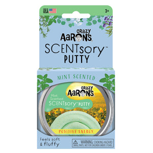 Crazy Aaron's Thinking Putty Positive Energy - Scented Aromatherapy