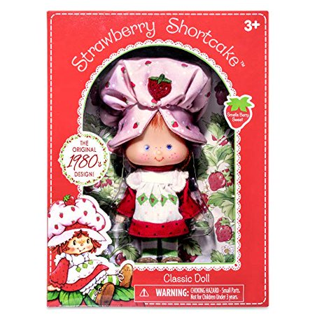 Strawberry Shortcake Classic Doll