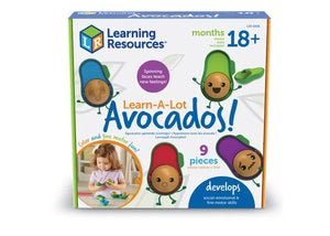 Learning Resources Learn-A-lot Avocados!