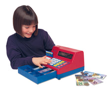 Load image into Gallery viewer, Learning Resources Pretend & Play Calculator Cash Register