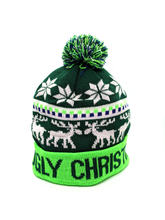 Load image into Gallery viewer, Ugly Christmas Sweater Toque