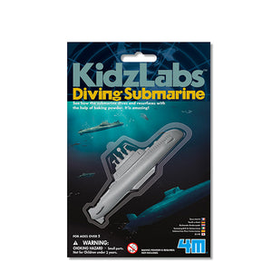 KidzLabs Diving Submarine
