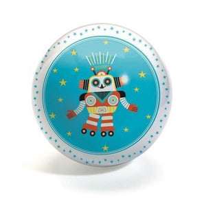 Djeco 12cm Ball (assorted styles)