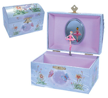 Fairy Jewelry Box