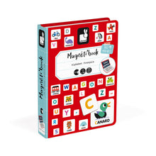 Load image into Gallery viewer, Magnetibook French Alphabet