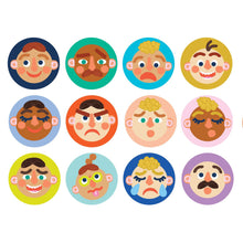 Load image into Gallery viewer, Manhattan Toy Making Faces Memory Game