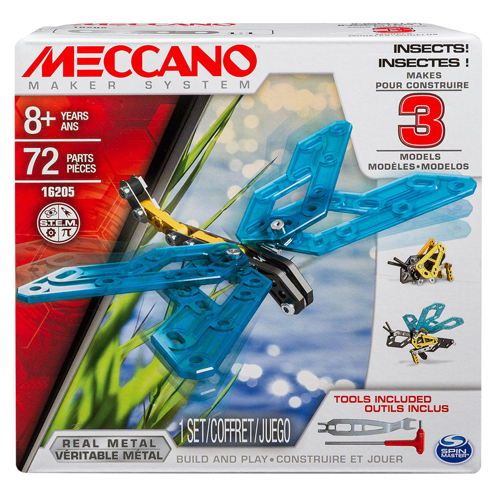 Meccano - Insects