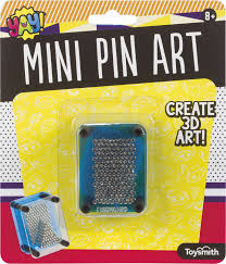 Mini Pin Art