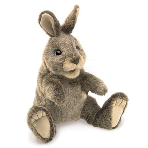 Small Cottontail Rabbit Puppet