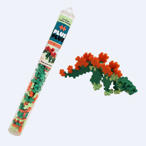 Plus Plus Tube - Stegosaurus 70pc