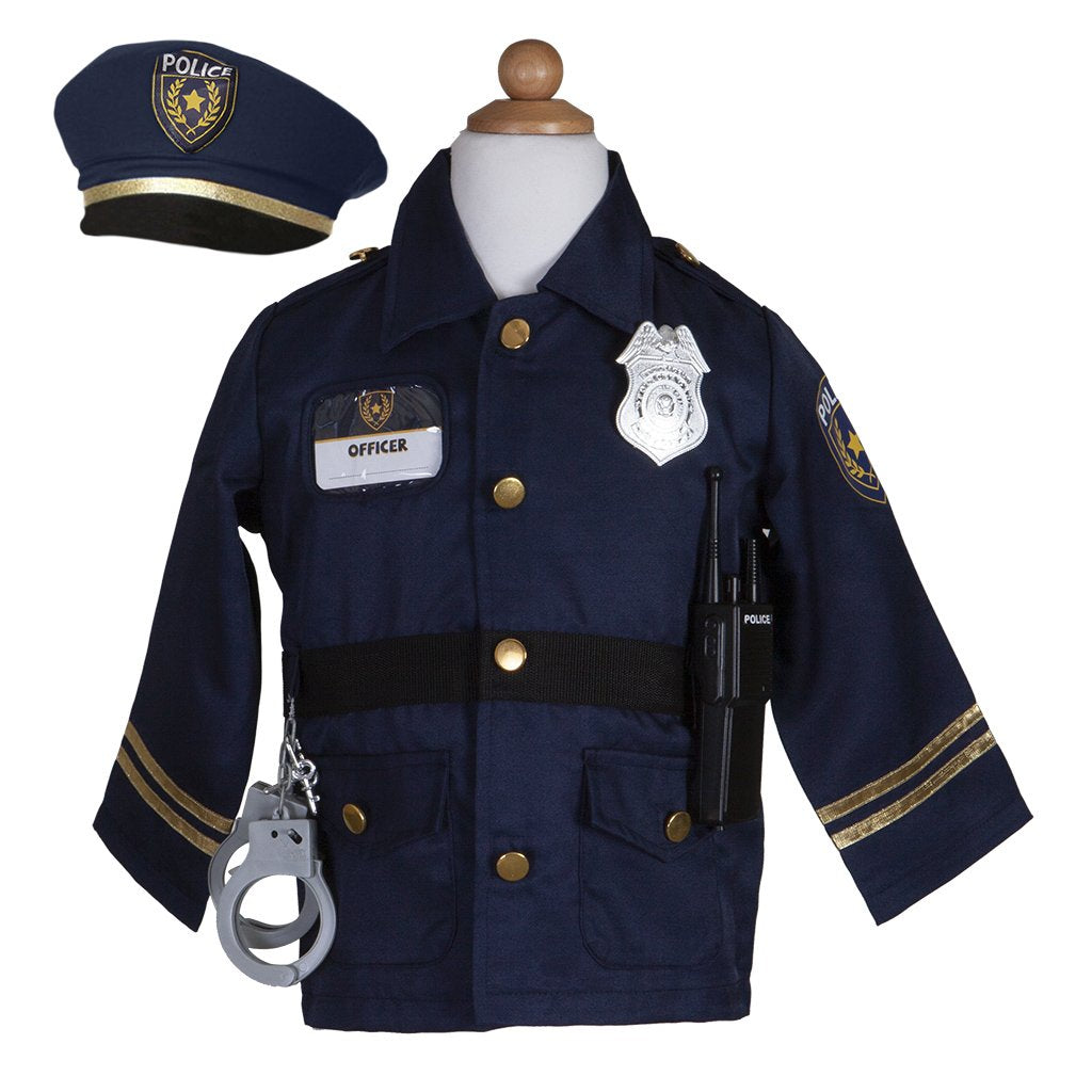Great Pretenders Police Officer with Accessories