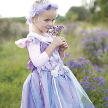 Load image into Gallery viewer, Great Pretenders Forest Fairy Dress Lilac SZ5-6
