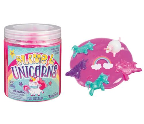 Slime and Unicorns