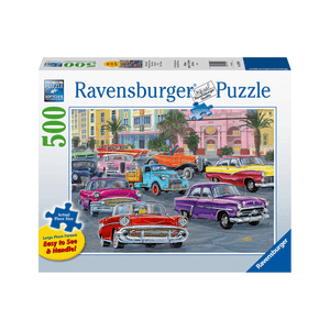 Ravensburger 500pc Large Piece Format Cruis'n