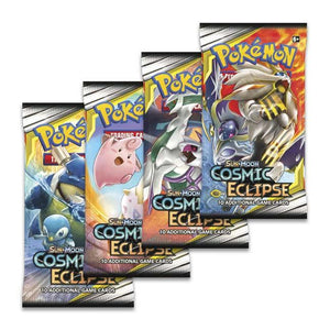 Pokemon TCG - Sun & Moon Cosmic Eclipse - Booster Pack