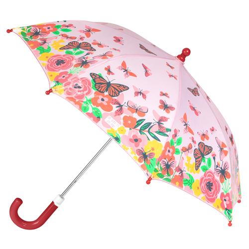 Colour Changing Umbrellas