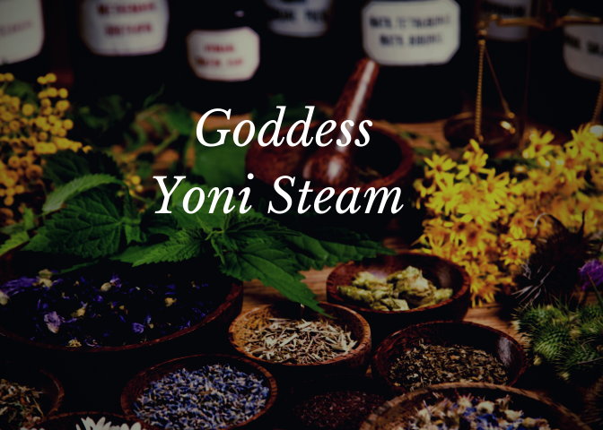 GODDESS YONI STEAM