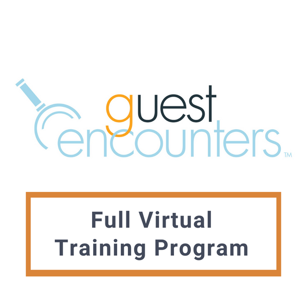 Guest Encounters: Complete Virtual Training