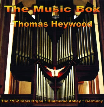 Saxe-Weimar/Bach - Concerto in G, BWV 592: II. Grave | Thomas Heywood | Concert Organ International