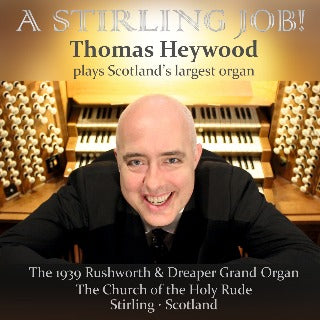 Hollins - Concert Overture in C minor | Thomas Heywood | Concert Organ International