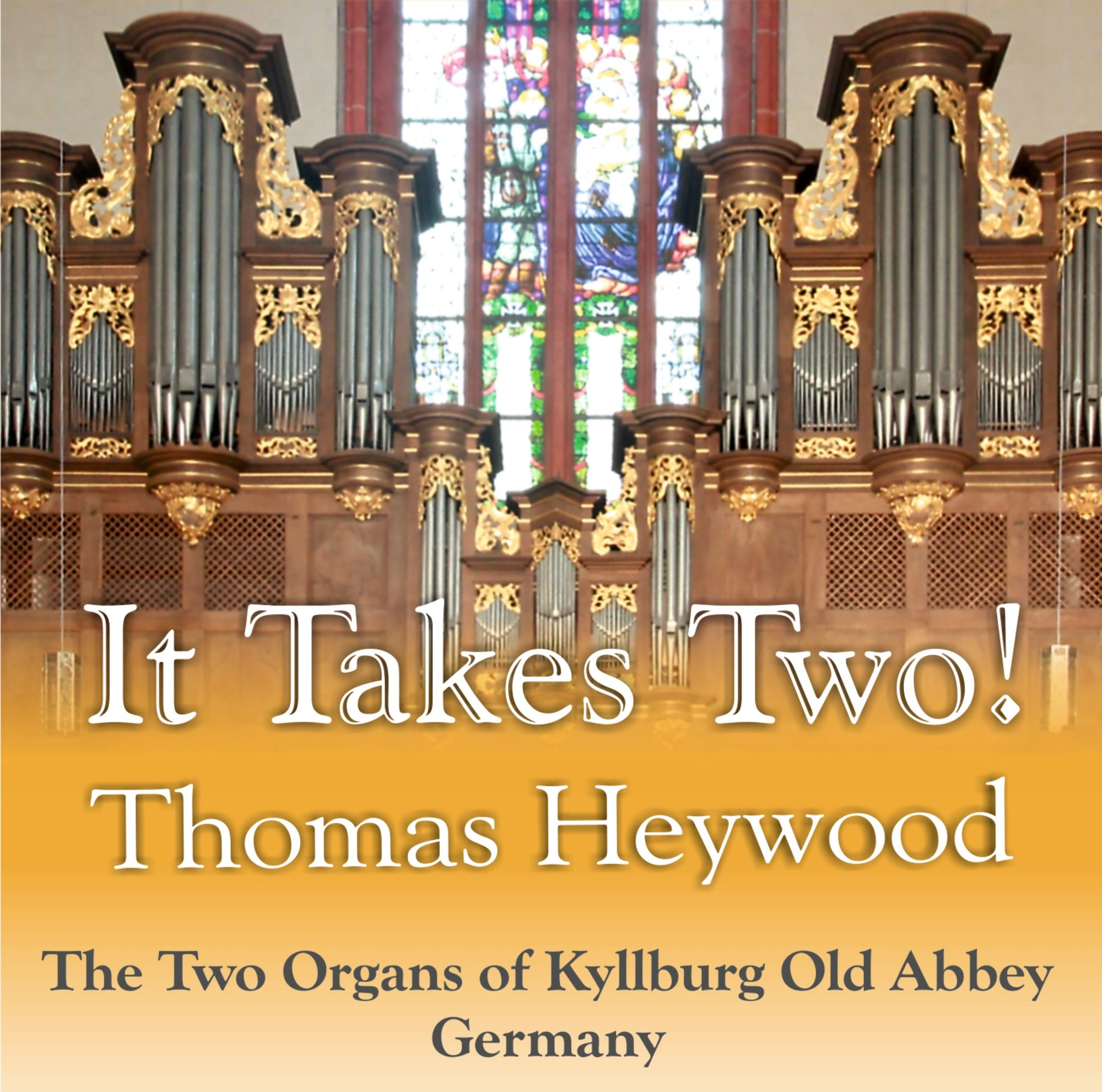 It Takes Two! (MP3 Album) - Concert Organ International