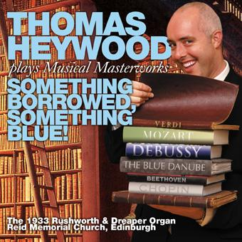Debussy/Heywood - Clair de lune from Suite Bergamasque | Thomas Heywood | Concert Organ International