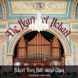 Elgar/Martin - Imperial March, Op. 32 | Thomas Heywood | Concert Organ International