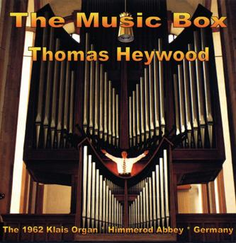 Chaminade/Heywood - Concertino, Op. 107 | Thomas Heywood | Concert Organ International