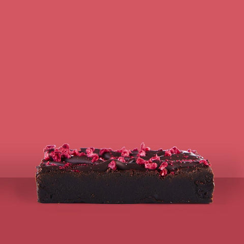 Raspberry Brownie (Ve)
