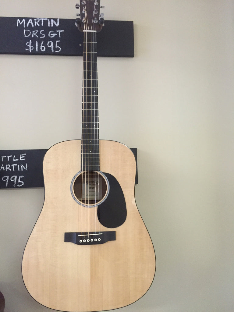 Martin DRS-GT Guitar with Pickup