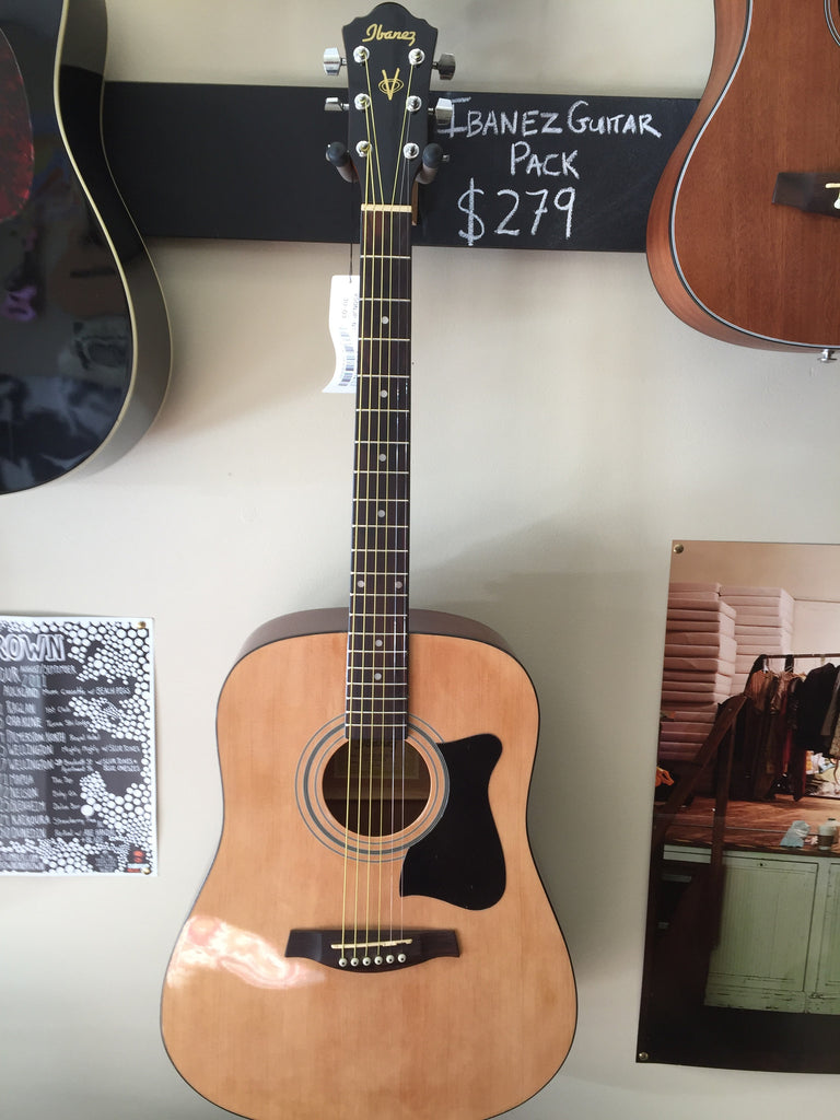 Ibanez Full size acoustic pack