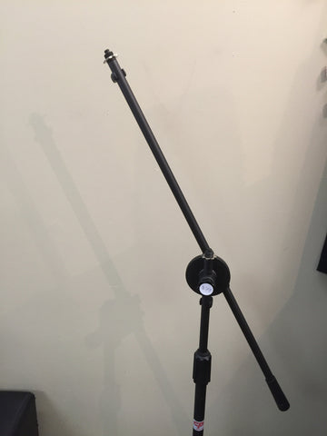 Microphone Stand with boom arm.