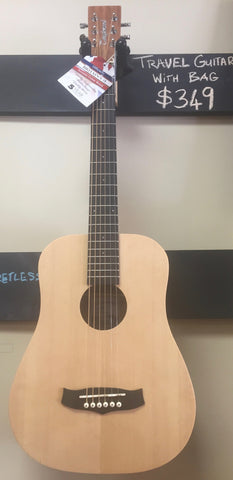 Tanglewood Roadster travel guitar with bag!