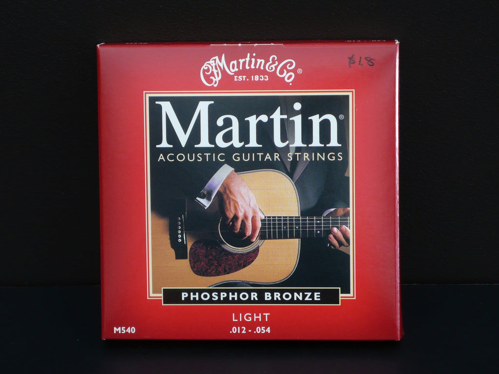 Martin Phosphor Bronze Light