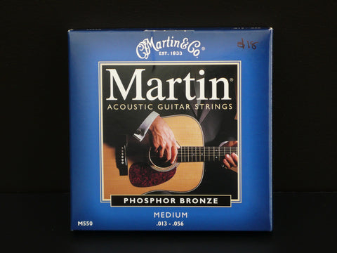 Martin Phosphor Bronze Medium