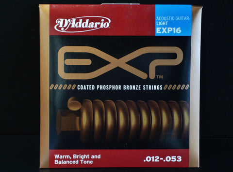 D'Addario EXP Light