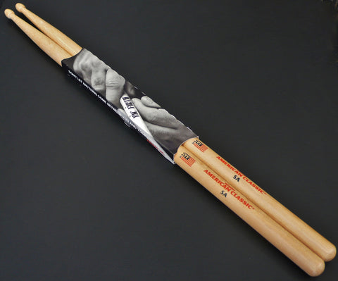 Regal tip/Vic Firth Wood Tip Drumsticks
