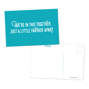 Together Postcard
