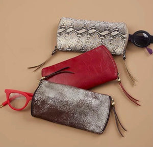 Spark Hobo Glasses Case in Garnet