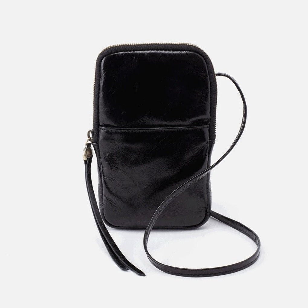 Fate Hobo Crossbody in Black